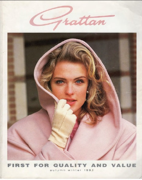 1991-1992 Grattan Autumn/Winter