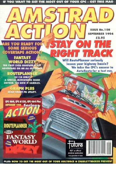 Amstrad Action Sep 1994