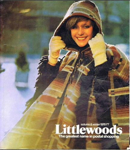 1976-1977 Littlewoods Autumn/Winter
