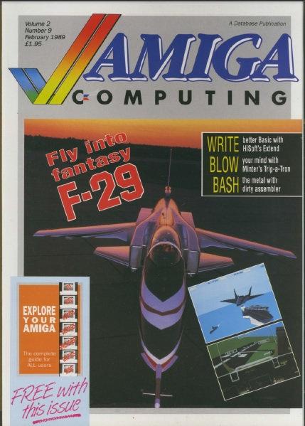Amiga Computing Feb 1990