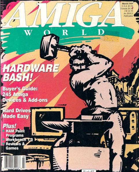 Amiga World Mar 1989