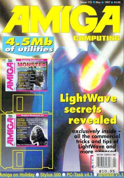 Amiga Computing May 1997