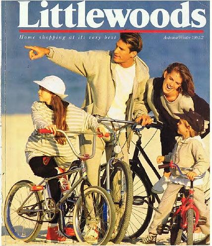 1991-1992 Littlewoods Autumn/Winter