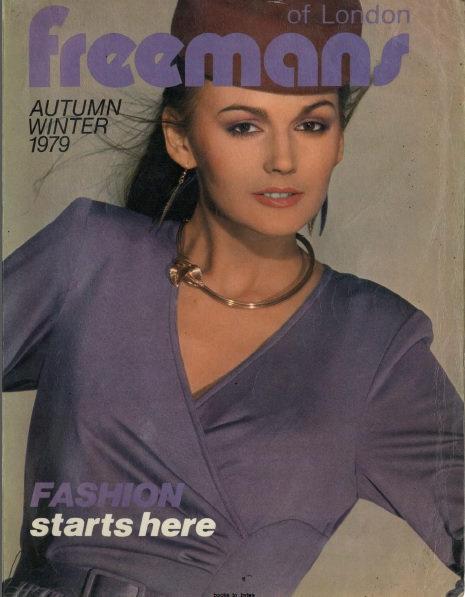 1979-1980 Freemans Autumn/Winter