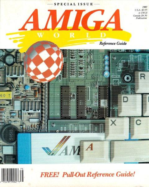 Amiga World 1987 Special Issue