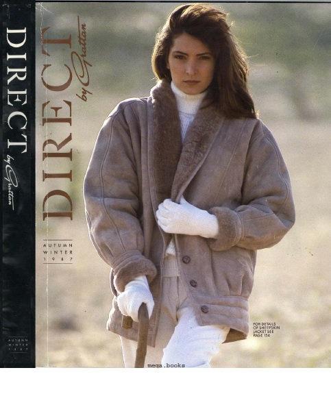 1987-1988 Direct Grattan Autumn/Winter