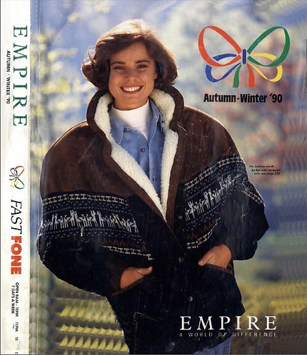1990-1991 Empire Stores Autumn/Winter