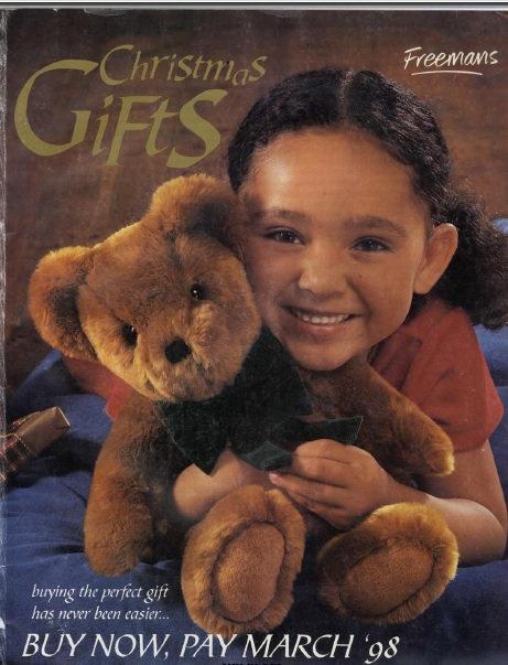 1997 Freemans Christmas Gifts