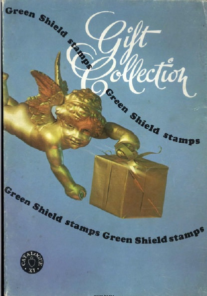 1972 Green Shield Stamps
