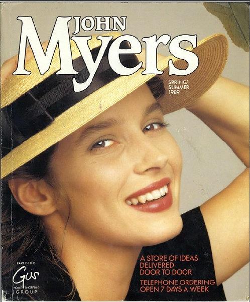 1989 John Myers Spring/Summer