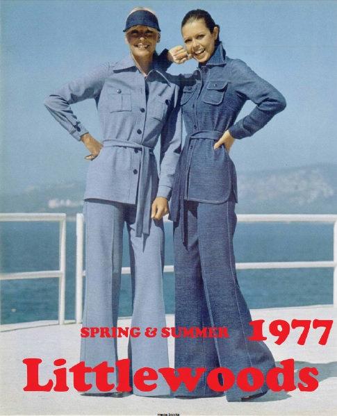 1977 Littlewoods Spring/Summer