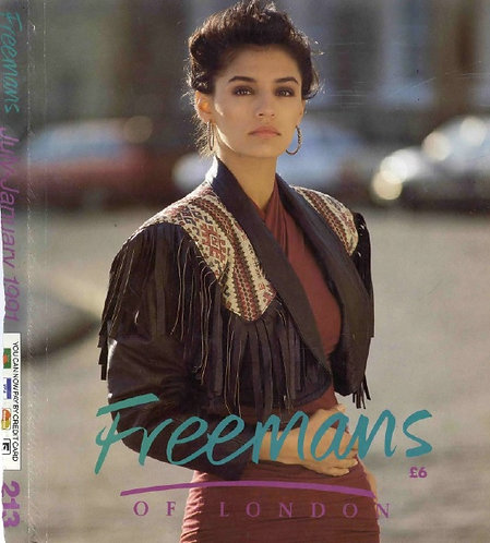 1991 Freemans July-January