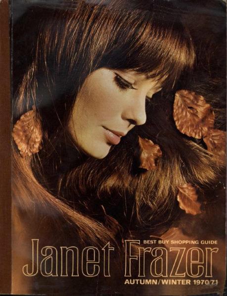 1970-1971 Janet Frazer Autumn/Winter