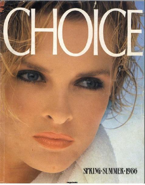 1986 Choice Spring/Summer