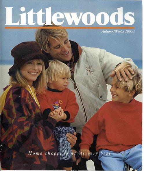 1990-1991 Littlewoods Autumn/Winter
