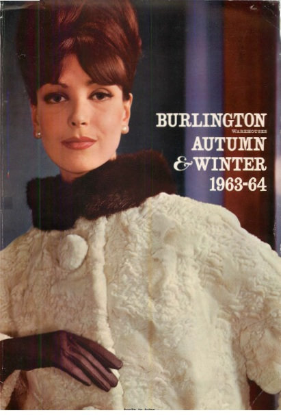 1963-1964 Burlington Autumn/Winter