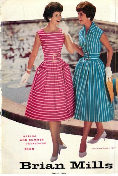 1959 Brian Mills Spring/Summer