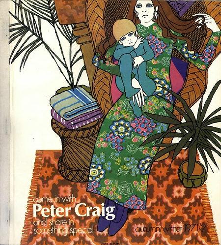 1971-1972 Peter Craig Autumn/Winter
