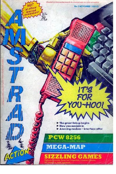 Amstrad Action Nov 1985