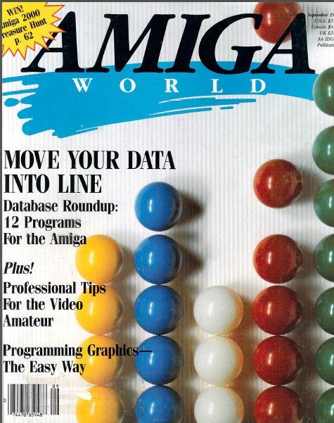 Amiga World Sep 1988