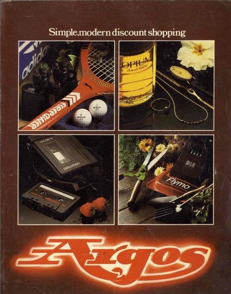 1982 Argos Spring/Summer