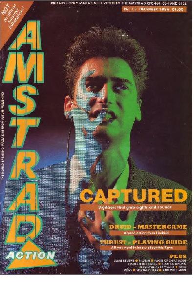 Amstrad Action Dec 1986