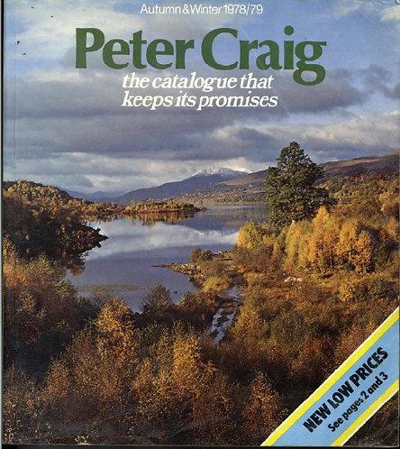 1978-1979 Peter Craig Autumn/Winter