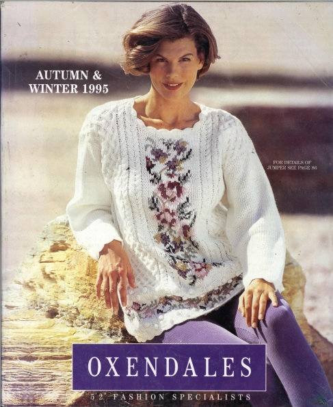 1995 Oxendales Autumn/Winter