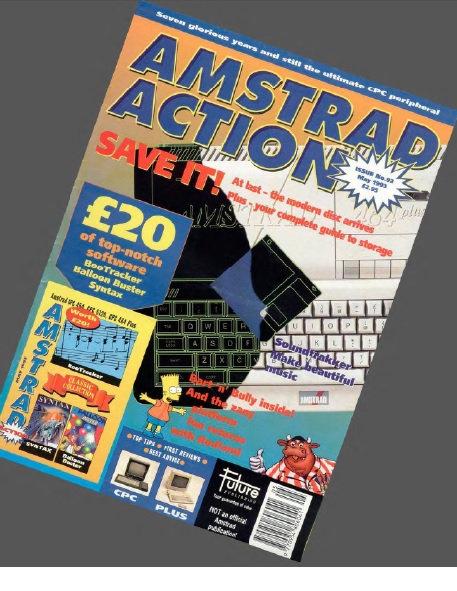 Amstrad Action May 1993