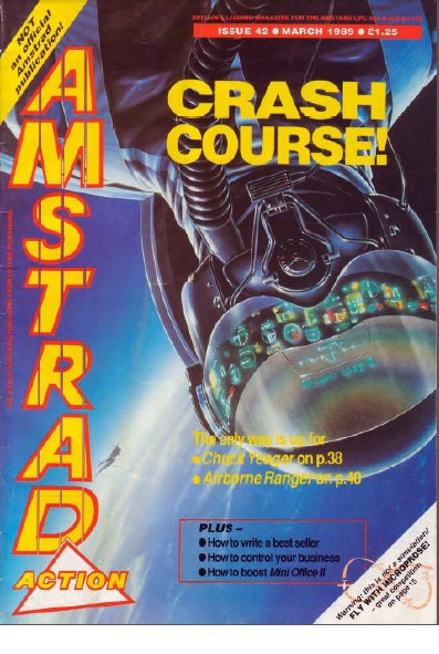 Amstrad Action March 1989
