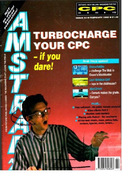 Amstrad Action Feb 1990