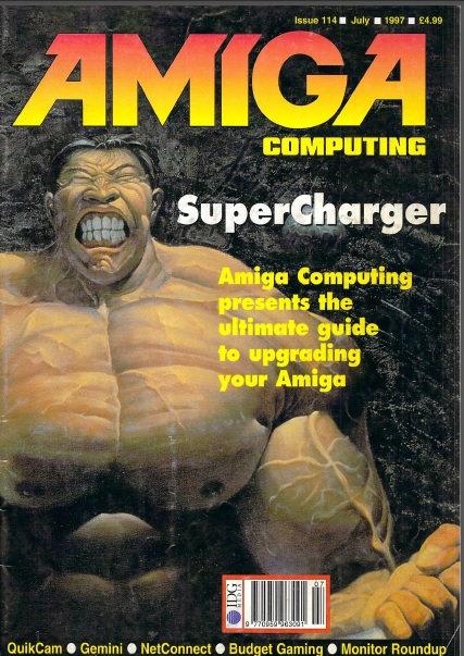 Amiga Computing July 1997
