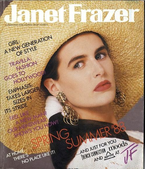 1988 Janet Frazer Spring/Summer