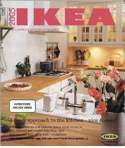 2005 IKEA The Complete Kitchen UK