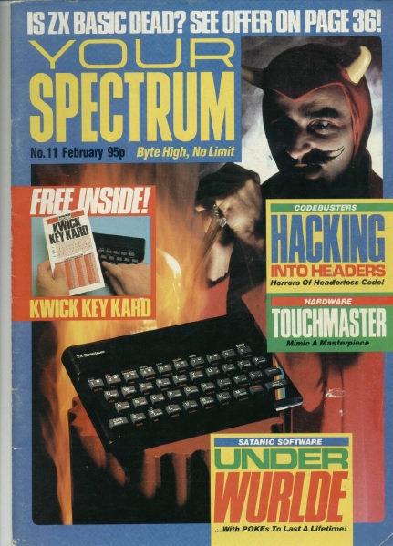 Your Spectrum Feb 1985