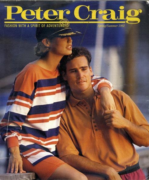 1992 Peter Craig Spring/Summer