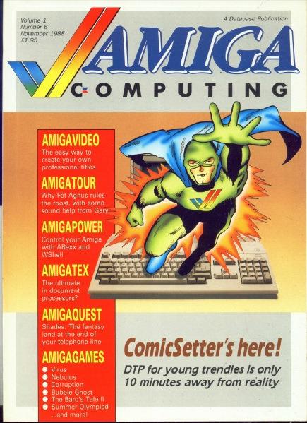 Amiga Computing Nov 1988