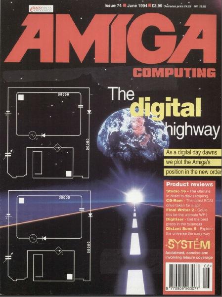 Amiga Computing June 1994
