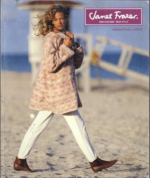 1992-1993 Janet Frazer Autumn/Winter