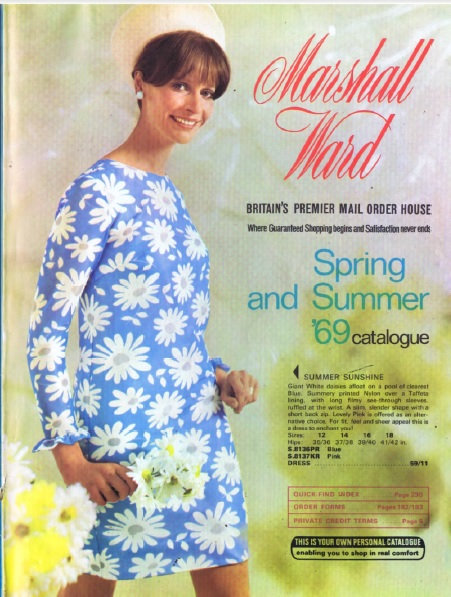 1969 Marshall Ward Spring/Summer