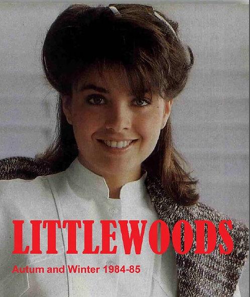 1984-1985 Littlewoods Autumn/Winter