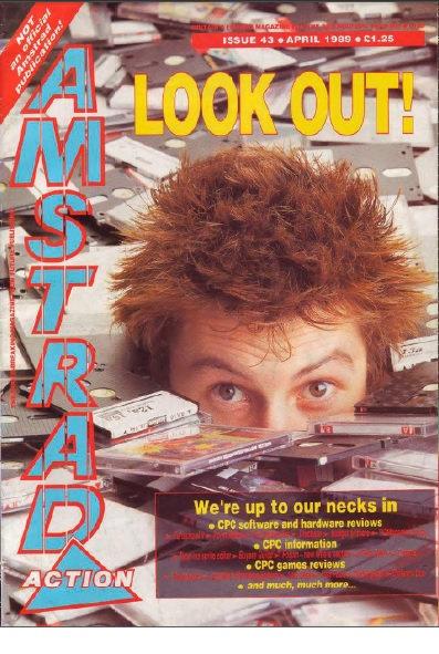 Amstrad Action April 1989