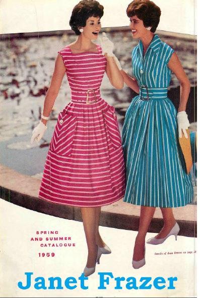 1959 Janet Frazer Spring/Summer