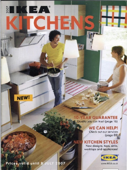 2007 IKEA Kitchens UK