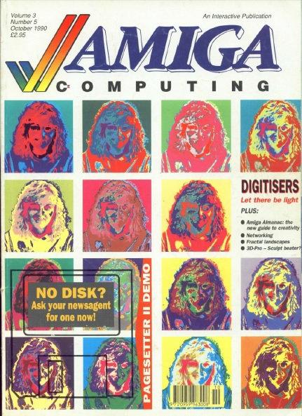 Amiga Computing Oct 1990