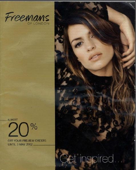 2002-2003 Freemans Autumn/Winter