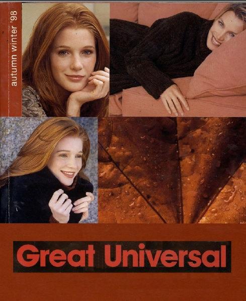 1998-1999 Great Universal Autumn/Winter