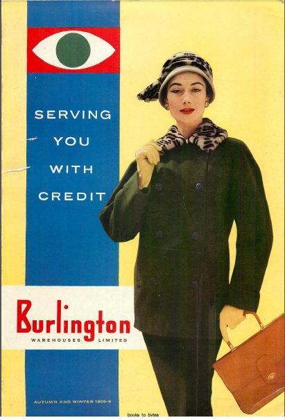 1958-1959 Burlington, Autumn/Winter