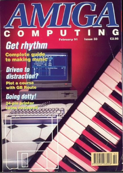 Amiga Computing Feb 1991