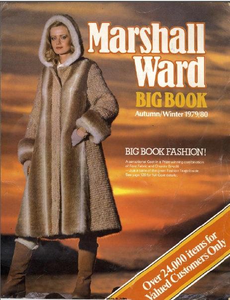 1979-1980 Marshall Ward Autumn/Winter